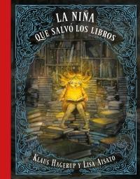 la niña que salvo los libros